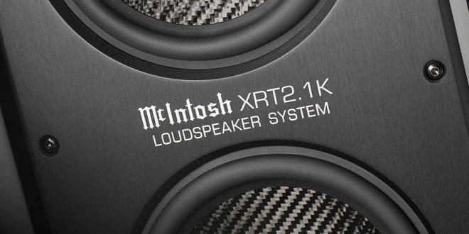 「Mcintosh XRT2.1K 喇叭」將於SOGO忠孝館展現81個單體的威力