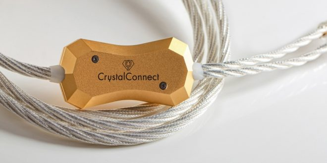 荷蘭品牌Crystal Cable將更名為CrystalConnect